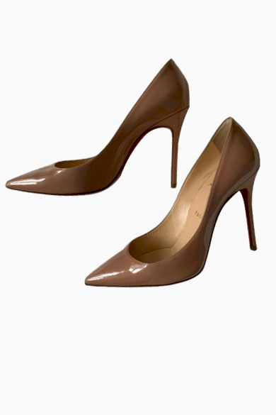 Snazzy Marketplace; Louboutin Pigalle taille 39;