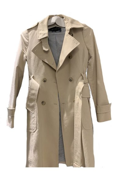 Snazzy Marketplace; Trench-coat ;